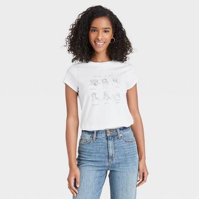 Women's Short Sleeve T-Shirt - Universal Thread™
