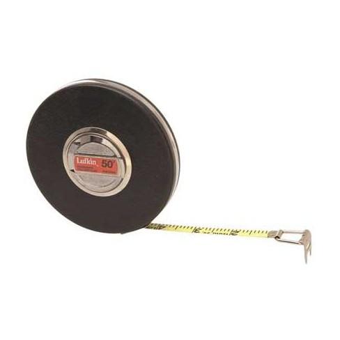 """CRESCENT LUFKIN HW223D 50 ft. Long Tape Measure, 3/8"""" Blade, Brown - image 1 of 1"""