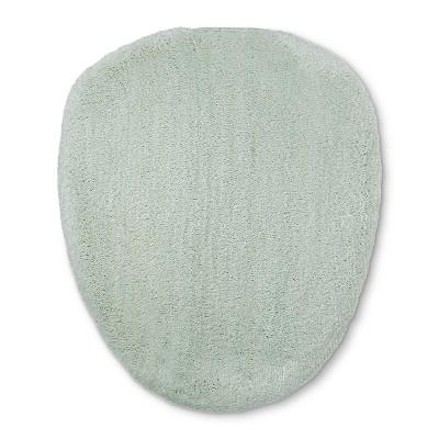 Tufted Spa Toilet Lid Cover   Fieldcrest® by Fieldcrest