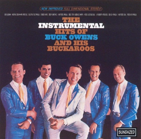 Buck owens - Instrumental hits of buck owens (CD) - image 1 of 1
