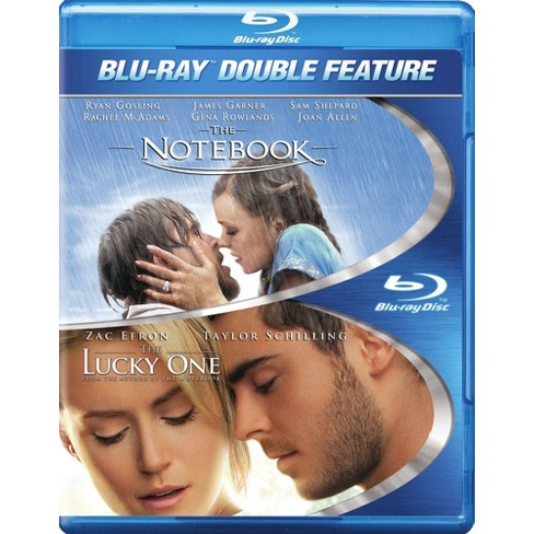 Notebook/The Lucky One [2 Discs] [Blu-ray] - image 1 of 1