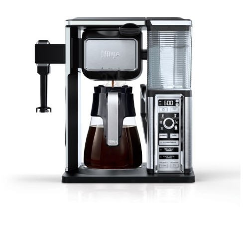 Ninja Coffee Bar Glass Carafe Coffee System Cf091 Target