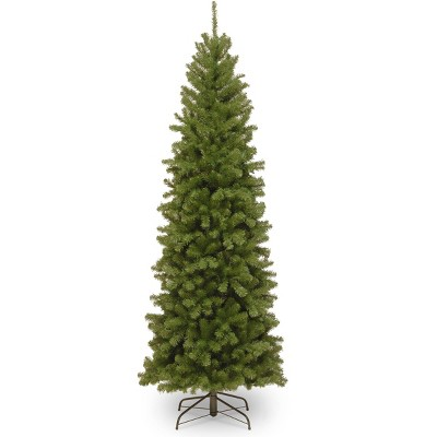 6ft National Christmas Tree Company North Valley Spruce Pencil Artificial Christmas Tree