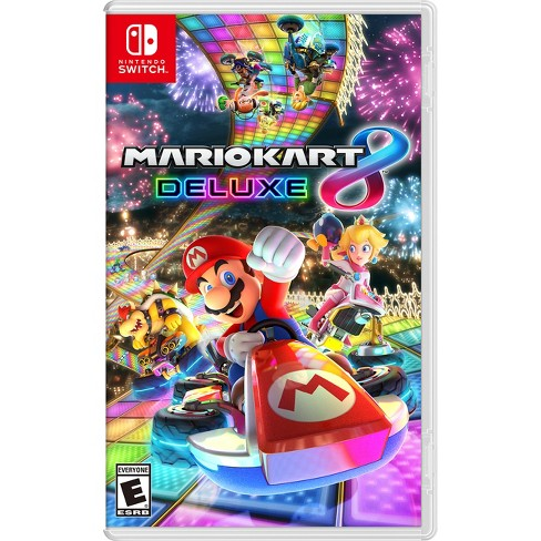 Mario Kart 8 Deluxe - Nintendo Switch - image 1 of 17