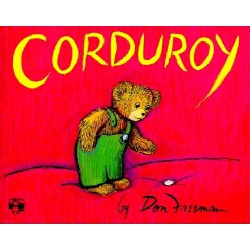 Corduroy - (Picture Puffin Books) by  Don Freeman (Paperback) - image 1 of 1