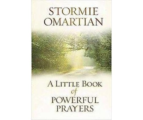 A Little Book of Powerful Prayers (Hardcover) - image 1 of 1