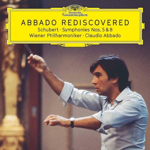 Claudio Abbado - Schubert: Symphonies Nos. 5 & 8 (CD) - image 1 of 1