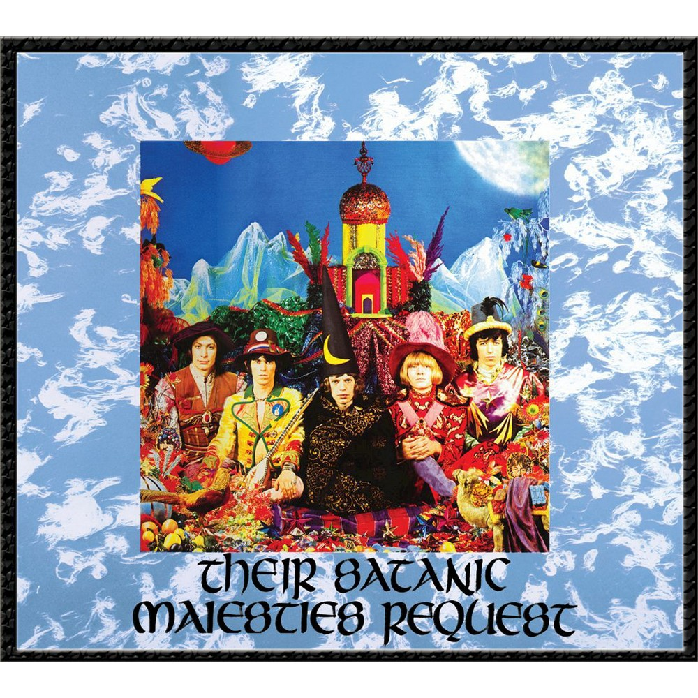 Rolling Stones - Their Satanic Majesties Request (CD)