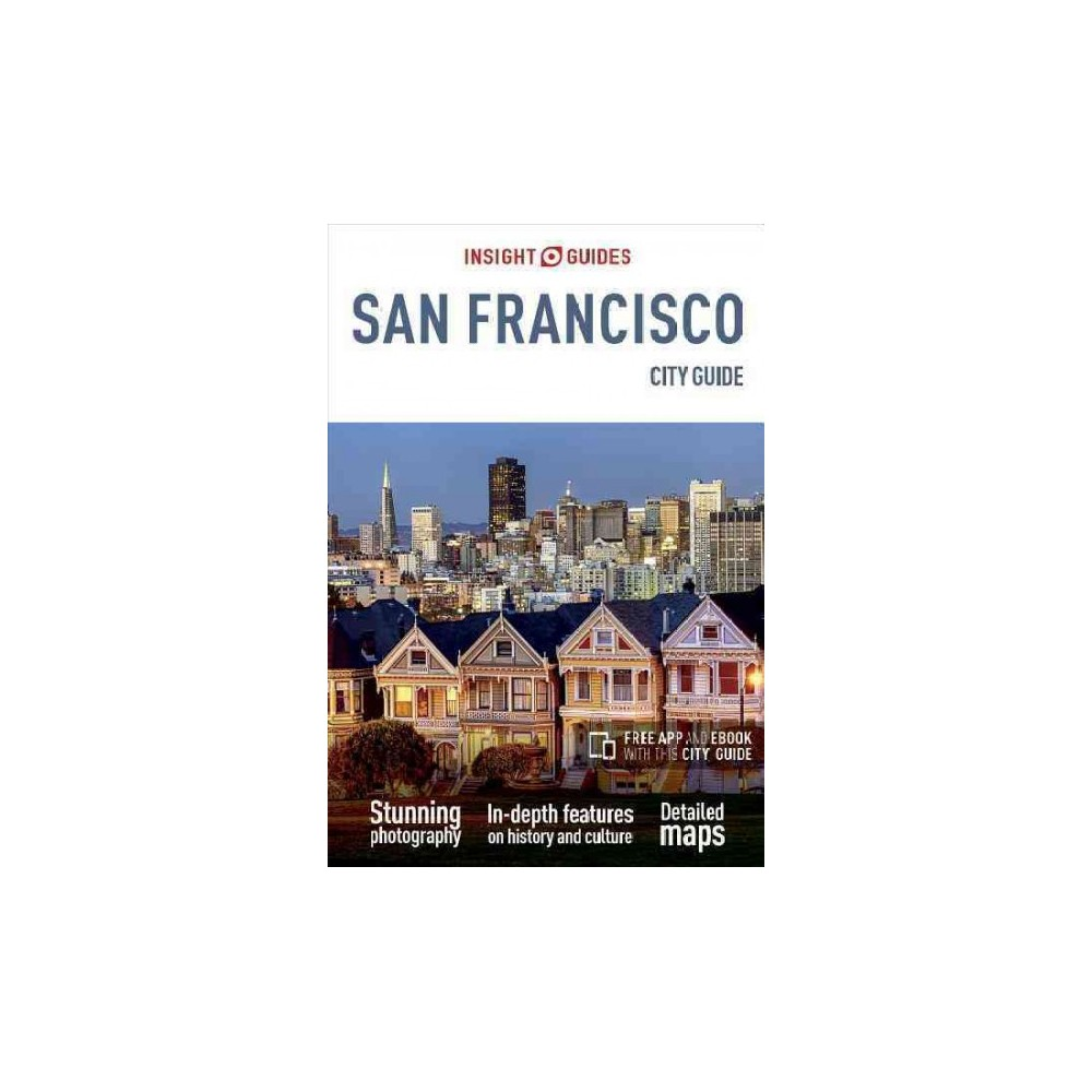 Insight City Guides San Francisco (Paperback)