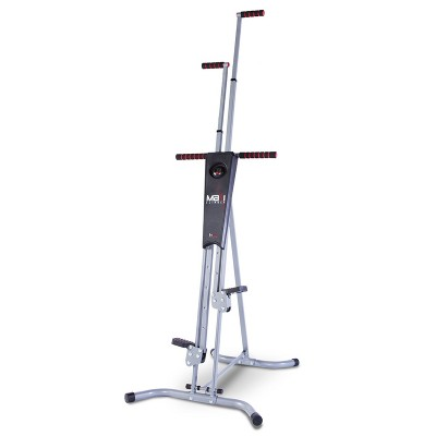 MaxiClimber Classic Vertical Resistance Climber & Exercise Cardio Workout System