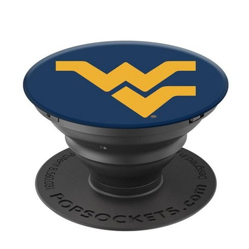 NCAA West Virginia Mountaineers PopSockets PopGrip Cell Phone Grip & Stand - image 1 of 3