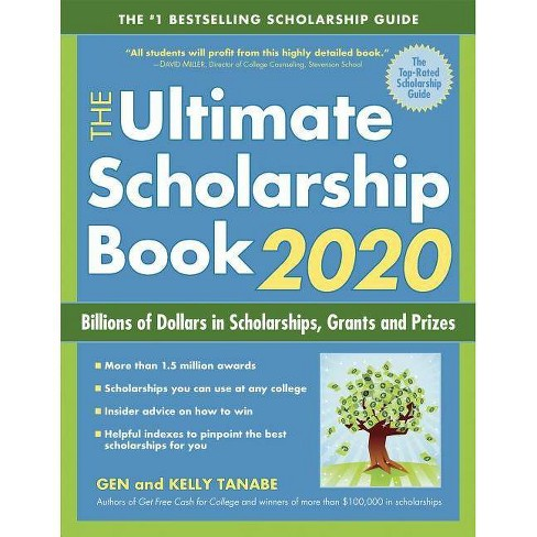 Best Water Flosser 2020 The Ultimate Scholarship Book 2020   By Gen Tanabe & Kelly Tanabe