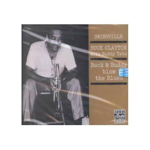 Buck Clayton - Buck & Buddy Blow the Blues (CD) - image 1 of 1