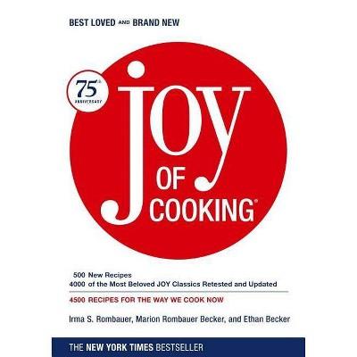 Joy of Cooking (Anniversary)(Hardcover)(Irma S. Rombauer, Marion Rombauer Becker & Ethan Becker)