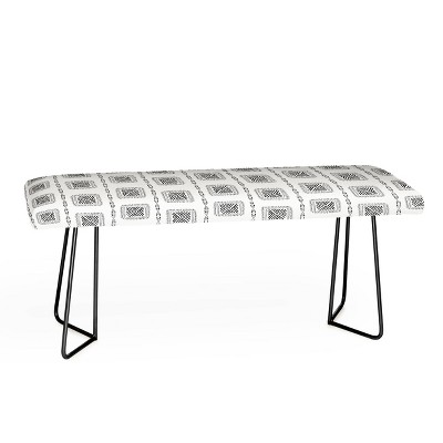Schatzi Mudcloth Bench - Deny Designs