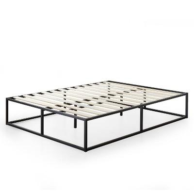 "14"" Joseph Platform Bed Frame Black - Zinus"