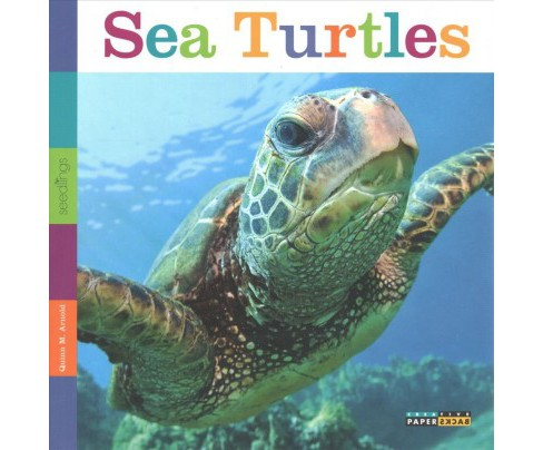 Sea Turtles (Reprint) (Paperback) (Quinn M. Arnold) - image 1 of 1