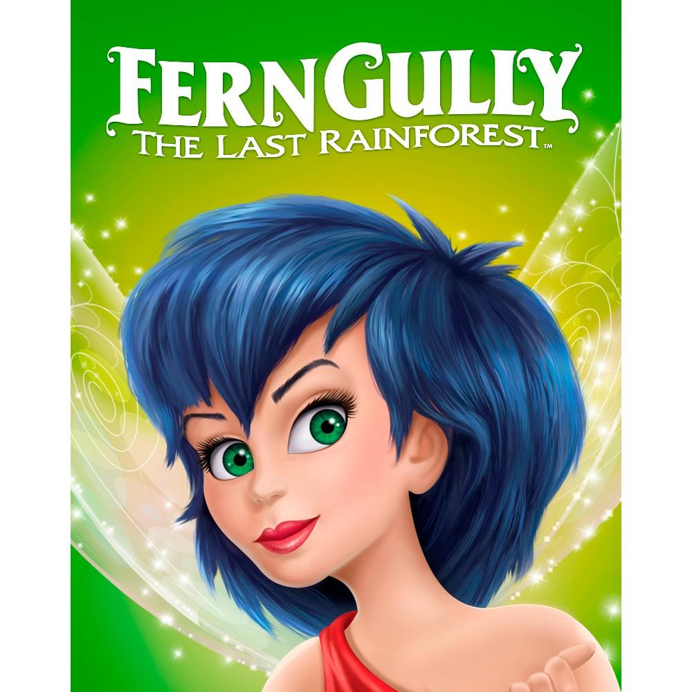 Ferngully:Last rainforest (Blu-ray)