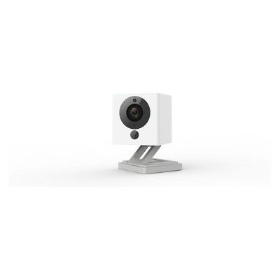 Wyze Cam v2 1080p HD Indoor Wireless Smart Home Camera with Night Vision & 2-Way Audio, Alexa Compatible - White (WYZEC2)
