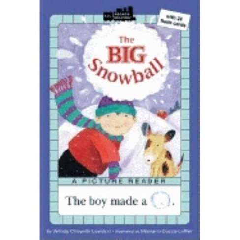 The Big Snowball - (All Aboard Picture Reader) by  Wendy Cheyette Lewison (Paperback) - image 1 of 1