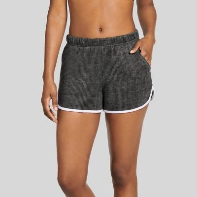 Jockey Generation™ Women's Retro Vibes Ribbed Pajama Shorts
