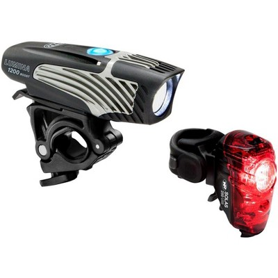 NiteRider Lumina Boost And Solas Combo Headlight & Taillight Set