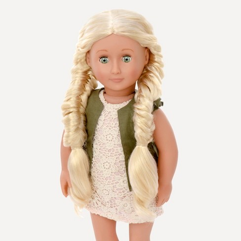 Our Generation® Hair Play Doll - Pia™ - image 1 of 6