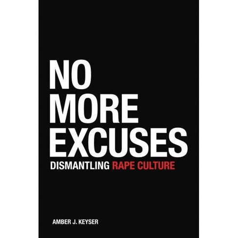 No More Excuses - by  Amber J Keyser (Hardcover) - image 1 of 1