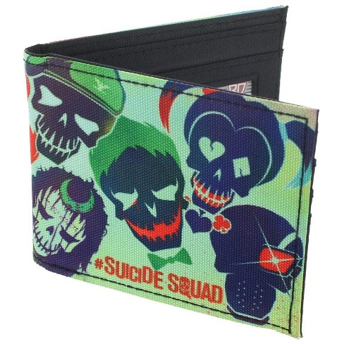 Unknown Suicide Squad Bifold Wallet - image 1 of 3