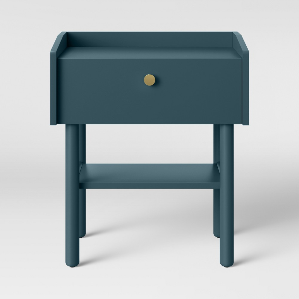 Wiley Side Table Blue - Project 62