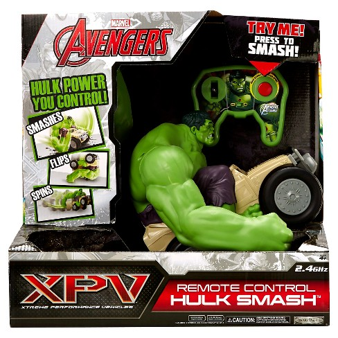 XPV Marvel Avengers RC Hulk Smash - image 1 of 4