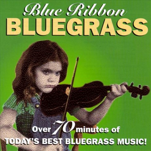 Various - Blue ribbon bluegrass (CD) - image 1 of 1
