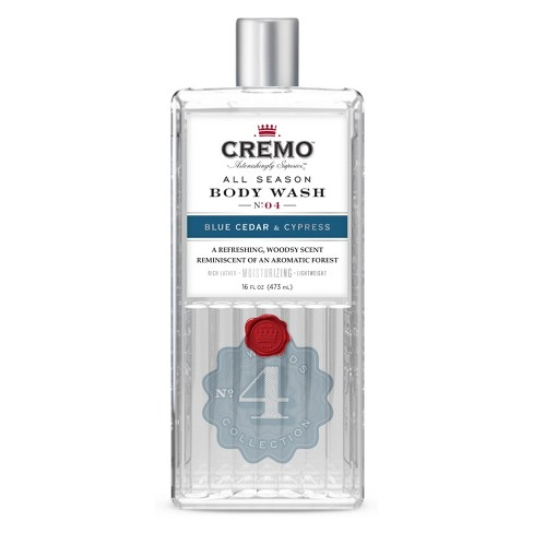 Cremo Blue Cedar and Cyprus Body Wash - 16oz - image 1 of 3