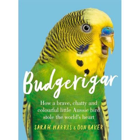 Budgerigar - by  Sarah Harris & Don Baker (Paperback) - image 1 of 1