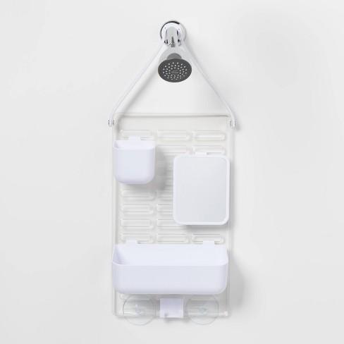 Adjustable Shower Caddy White - Room Essentials™ - image 1 of 2