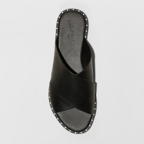 4668acb548b7 Women s Kyleigh Cross Band Slide Sandals - Universal Thread™. Shop all  Universal Thread