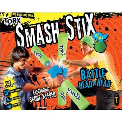 Torx Smash Stix Battle Game - image 1 of 2