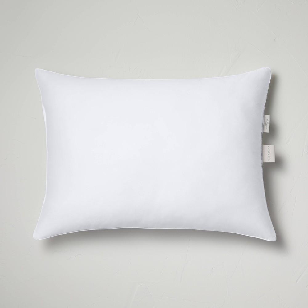 King Machine Washable Medium Firm Down Alternative Pillow Casaluna 8482