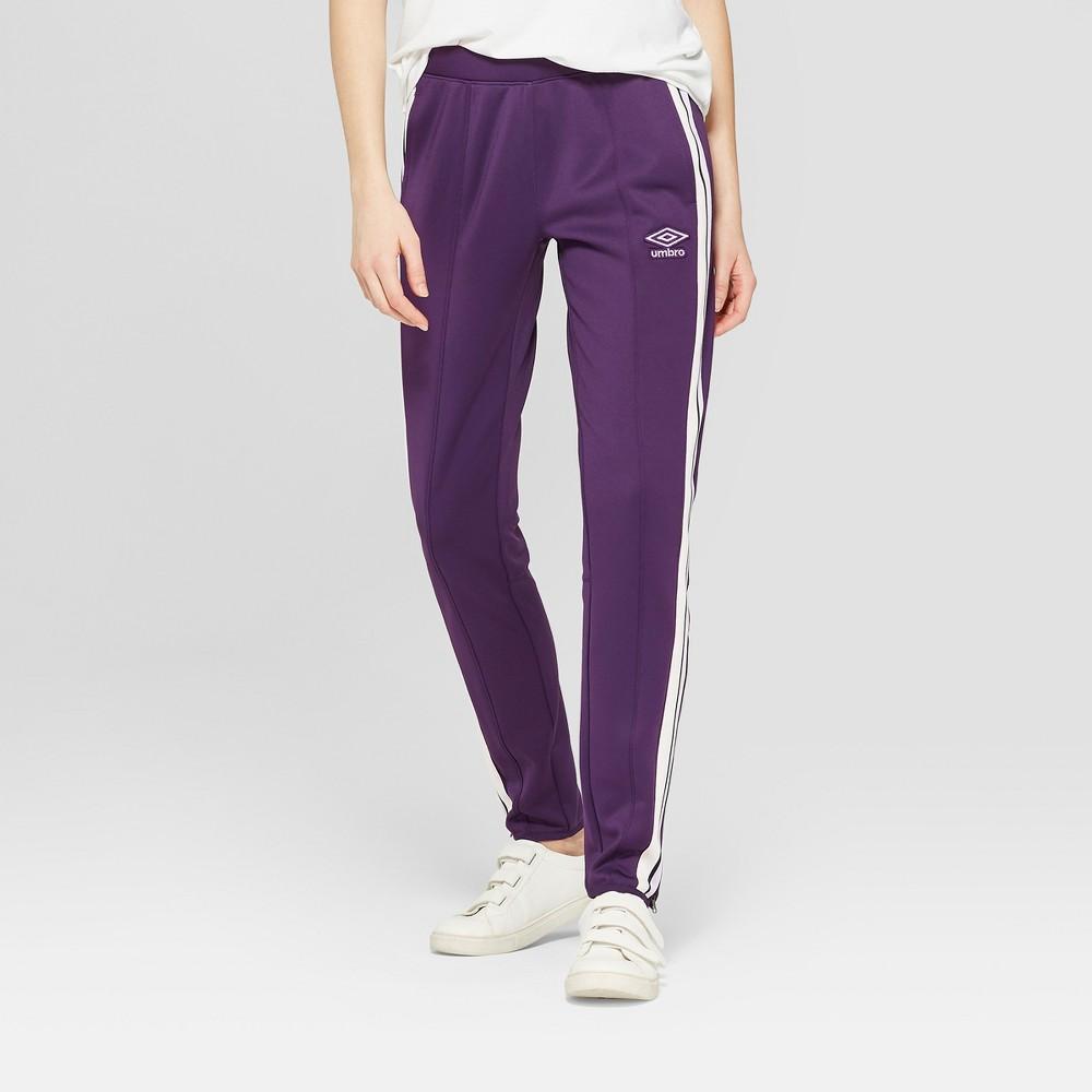 Umbro Women's Track Pants Dark Purple L