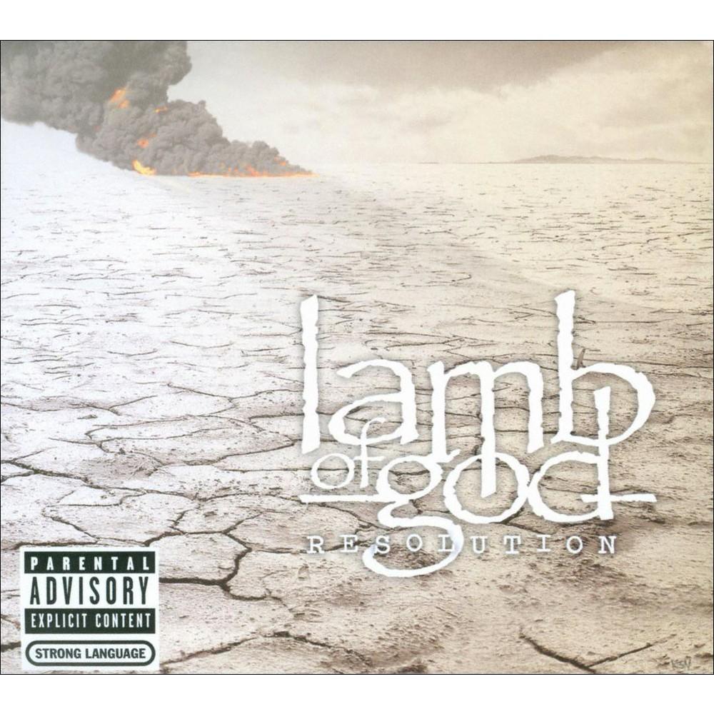 Lamb of God - Resolution [Explicit Lyrics] (CD)