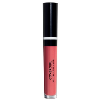 COVERGIRL Melting Pout Matte Liquid Lipstick 310 Coral Chronicles