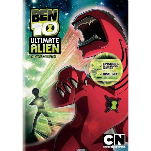 Ben 10 Ultimate Alien: The Wild Truth (DVD) - image 1 of 1