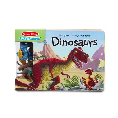 Melissa & Doug Play-Alongs - Dinosaurs