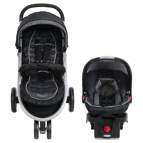 Graco Aire3 Stroller And Infant Car Seat Travel System