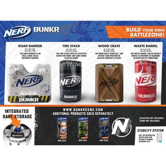 NERF x BUNKR Competition Pack image number null