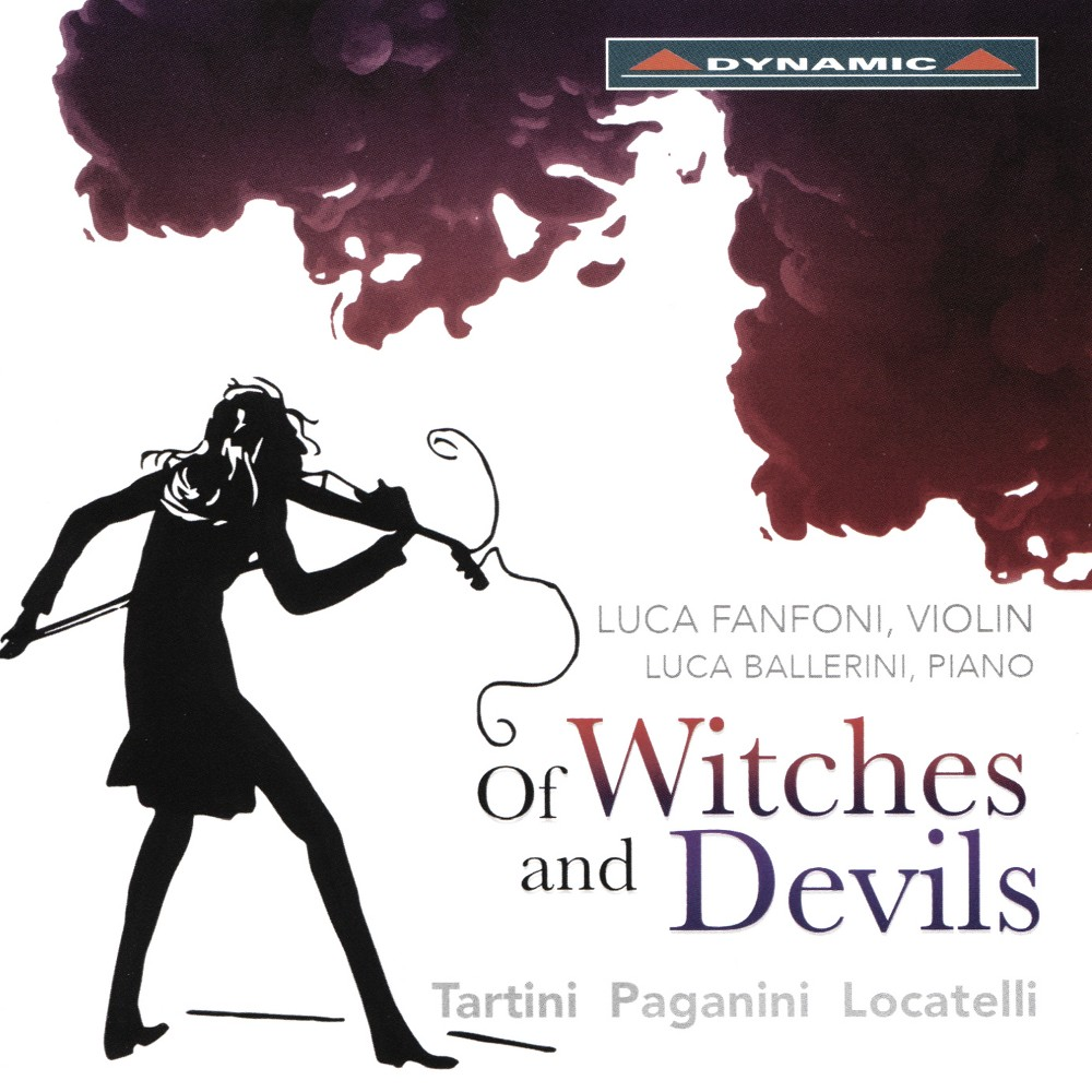 Luca Fanfoni - Of Witches & Devils (CD)