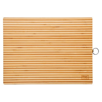 "Chicago Cutlery Bamboo 16"" x 12"" Cutting Board"