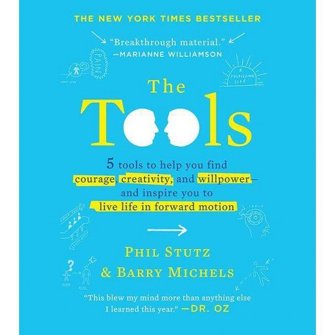 The Tools (Miniature Edition) - (Rp Minis) by  Phil Stutz & Michels Barry (Hardcover) - image 1 of 1