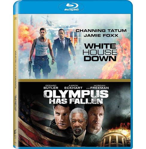 Olympus Has Fallen/White House Down (Blu-ray) - image 1 of 1