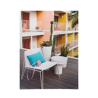 """Bethany Young Photography Palm Springs Vibes IV Poster- 18"""" x 24"""" - Society6"""